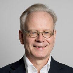 Chefredaktor NZZ Eric Gujer